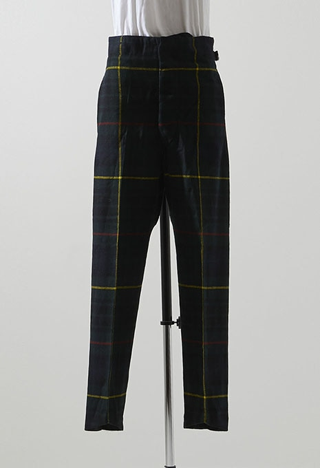 VINTAGE UK SCOTTISH ARMY CEREMONY TROUSERS MINT CONDITION