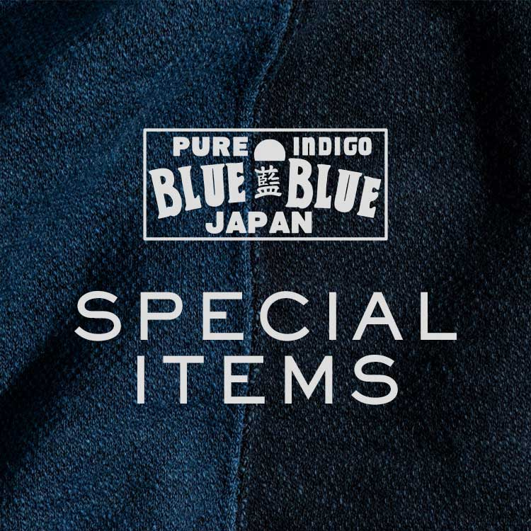 OPEN SPECIAL ITEMS ~BLUE BLUE JAPAN~