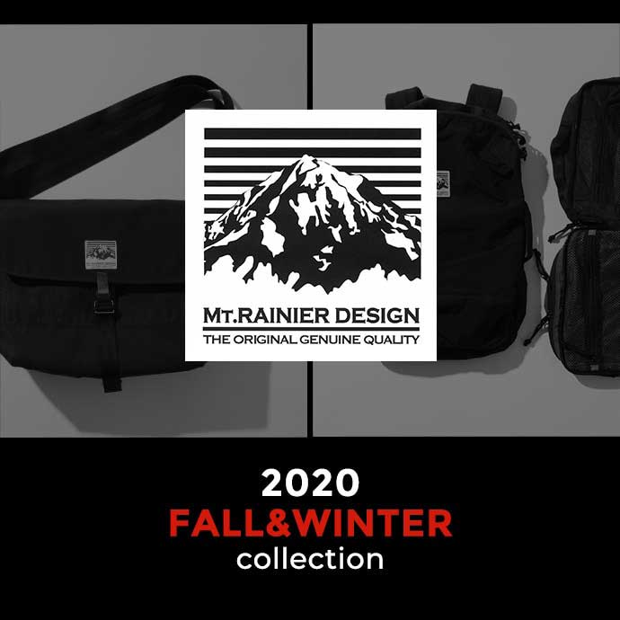 MT.RAINIER DESIGN BAGS