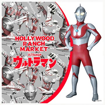 ウルトラマン・HOLLYWOOD RANCH MARKET