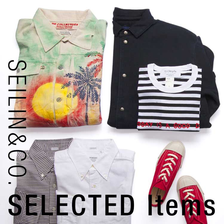 SELECTED ITEMS