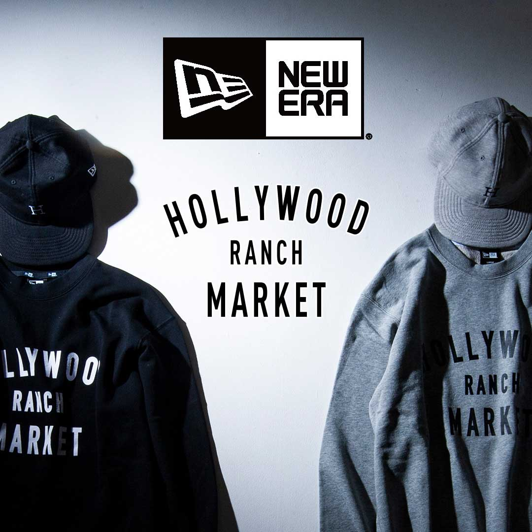 NEW ERA・HOLLYWOOD RANCH MARKET COLLABORATION