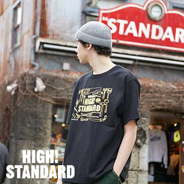 HIGH! STANDARD 2020 SPRING&SUMMER COLLECTION