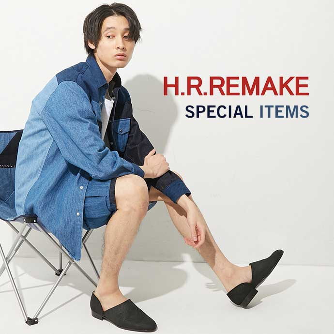 H.R.REMAKE OPEN ITEMS