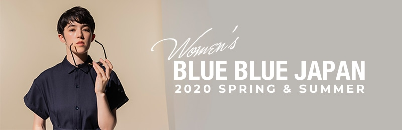 BLUE BLUE JAPAN ALL ITEMS-women's-