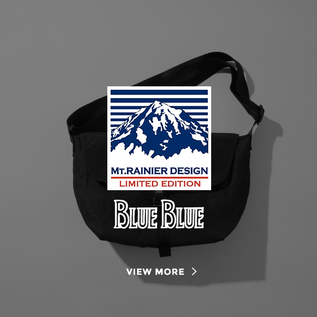 MtRAINIER DESIGN BLUEBLUE