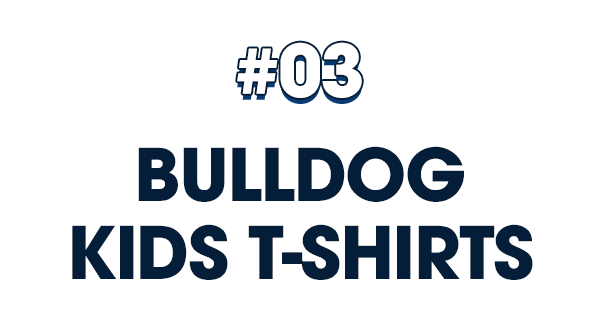 BULLDOG KIDS TEE