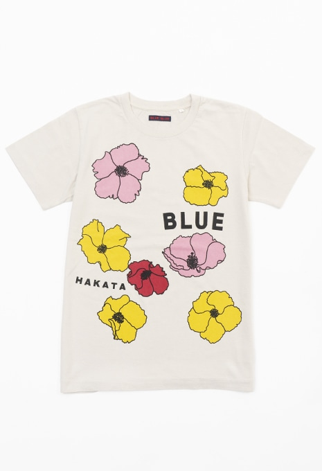 NEW HAKATAFLOWER Tシャツ