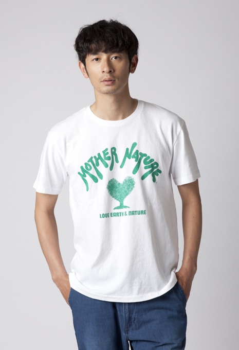 MOTHER NATURE Tシャツ