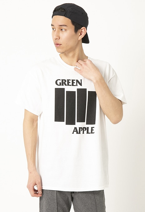 GREEN APPLE BOOKS FLAG SPECIAL Tシャツ