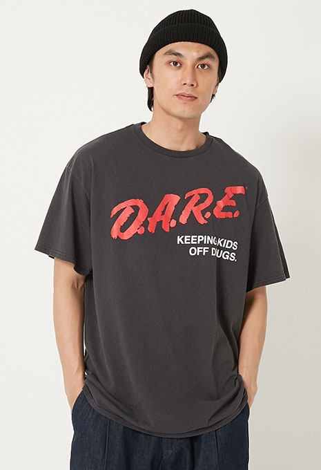 D.A.R.E./KEEPING KIDS OFF DRUGS ヴィンテージTシャツ