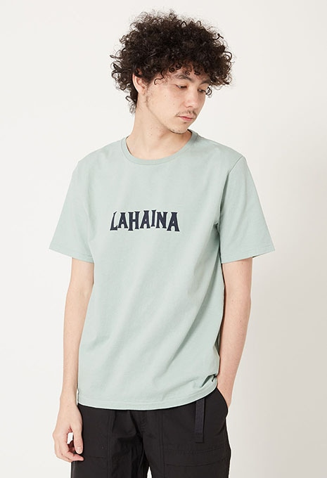 CAL O LINE LAHAINA MAP Tシャツ