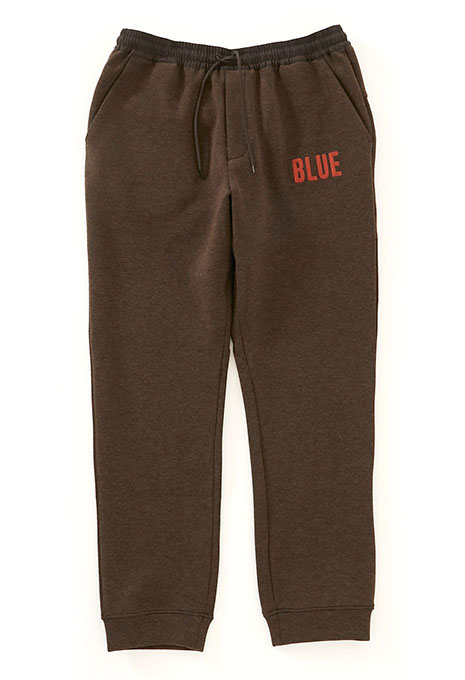 RUSSELL BLUEBLUE DOUBLE KNIT PANTS