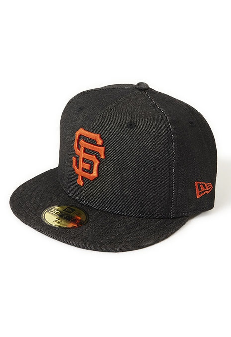 NEW ERA HRM SAN FRANCISCO GIANTS DENIM CAP