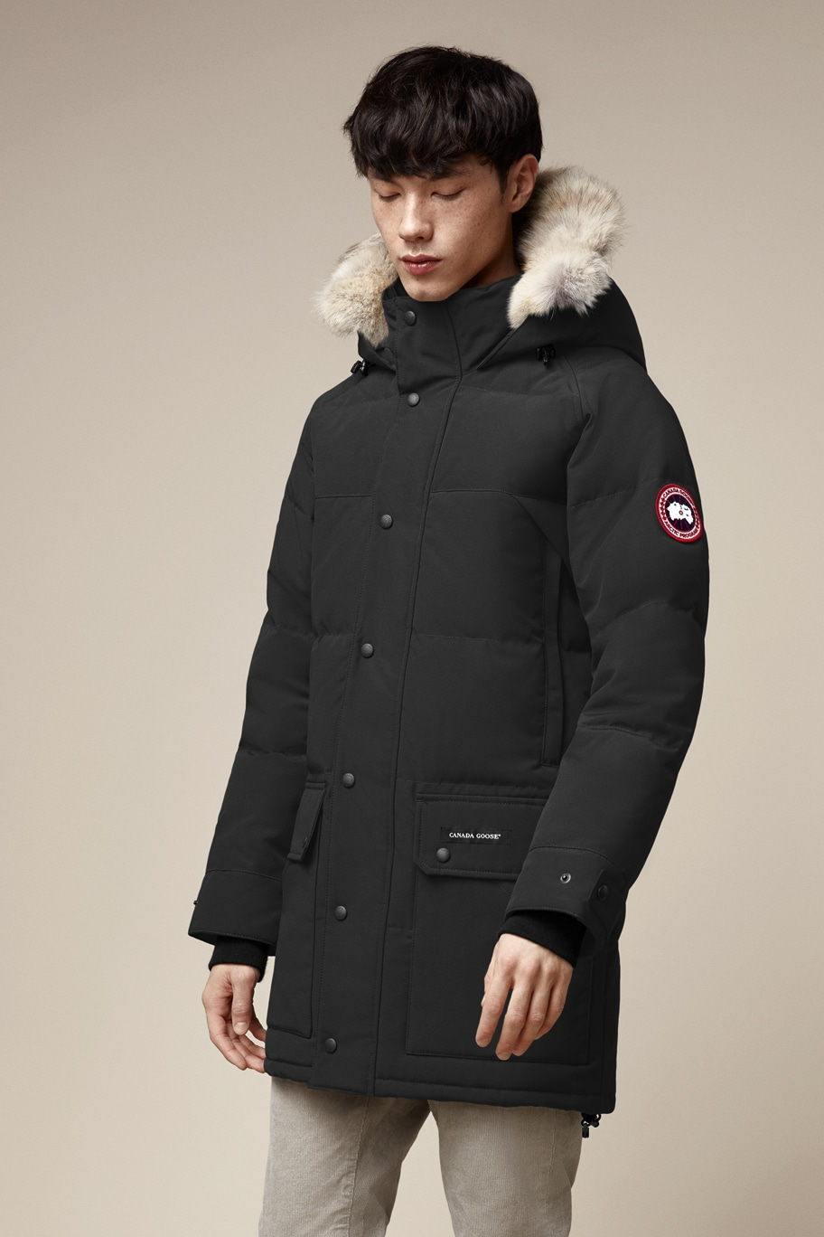 CANADA GOOSE EMORY PARKA REGULAR FIT