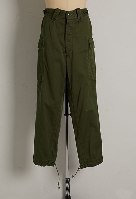 USED NETHERLAND ARMY CARGO PANTS