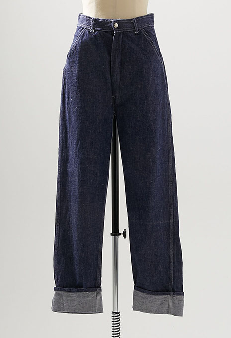 USED HIGHEST DENIM PANTS