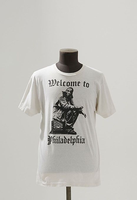 USED WELCOME TO PHILADELPHIA SS TEE