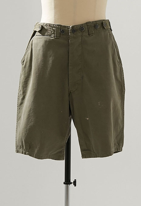 USED US ARMY SHORTS
