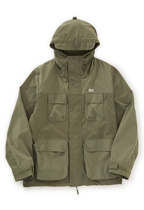ABU GARCIA WATER REPELLENT フィッシングパーカー