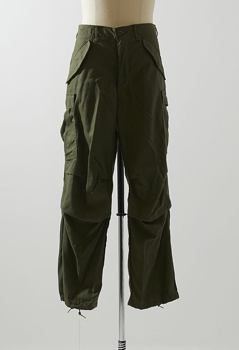 DEADSTOCK US ARMY M65 BDU TROUSERS SMALL REGULAR