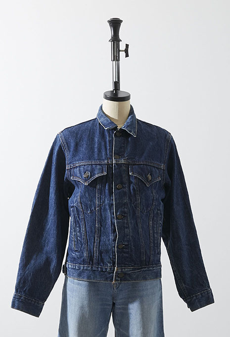 VINTAGE LEVIS 70506 DENIM JACKET SIZE18