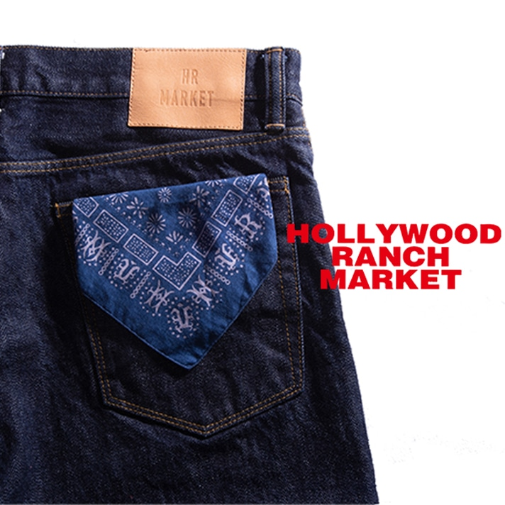"HOLLYWOOD RANCH MARKET ""NEW DENIM JEANS"""