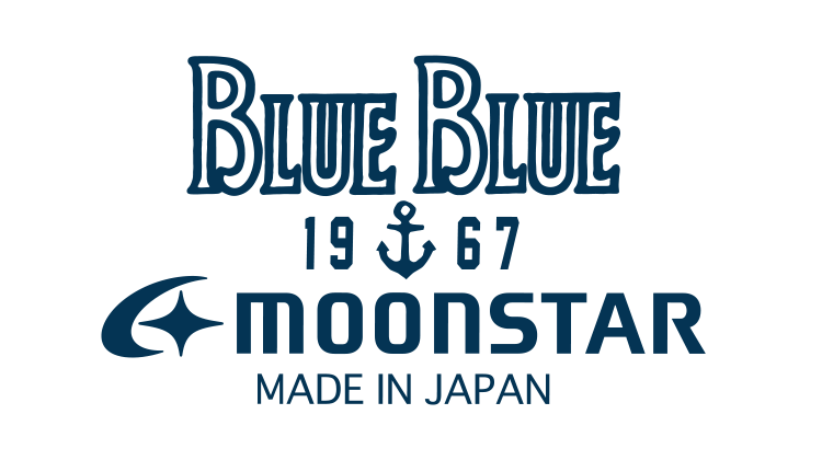 MOONSTER・BLUE BLUE